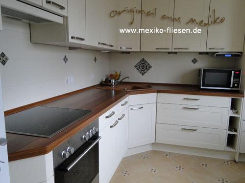 Fliesenspiegel mosaik k che - Schmale fensterbank dekorieren ...