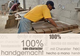 Handbemalte Fliesen im Mexiko-Fliesen Shop. | {Badezimmer fliesen planer online 74}