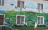 Das bemalte Haus in Wien