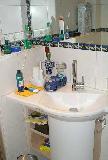 Badezimmer Geckobordüre 2
