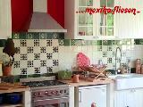 Küche mit Maya und Valencia - Detail