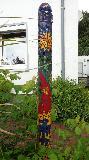 Mosaik-Säule
