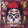 9-24-039 - Relief-Fliese 10x10 - Frida