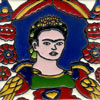 9-24-018 - Relief-Fliese 10x10 - Frida
