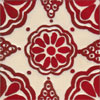 5-2-20-03 - Relief-Serie 10x10 Lace Rojo